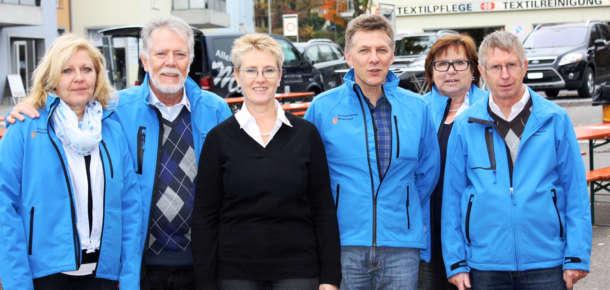 Vorstand Verkehrsverein Wädenswil